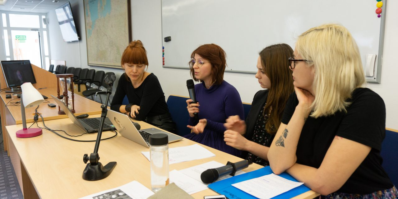 Team Work Fair: projekty grupowe doktorantów studiów Nature–Culture