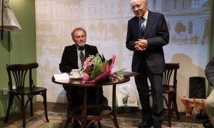 Międzynarodowa Nagroda Literacka im. Józefa Łobodowskiego dla Prof. Janusza Riegera