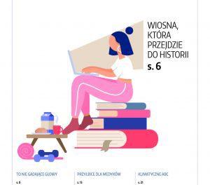 Pismo uczelni, numer letni