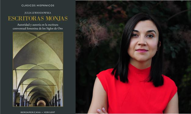Dr Julia Lewandowska wyróżniona w konkursie Victoria Urbano Prize