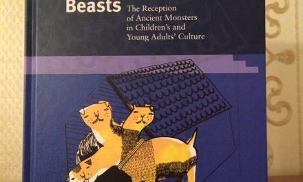 """Publikacja książki """"Chasing Mythical Beasts…"""""""