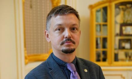 """Dr hab. Przemysław Kordos prodziekanem Wydziału """"Artes Liberales"""" ds. studenckich"""