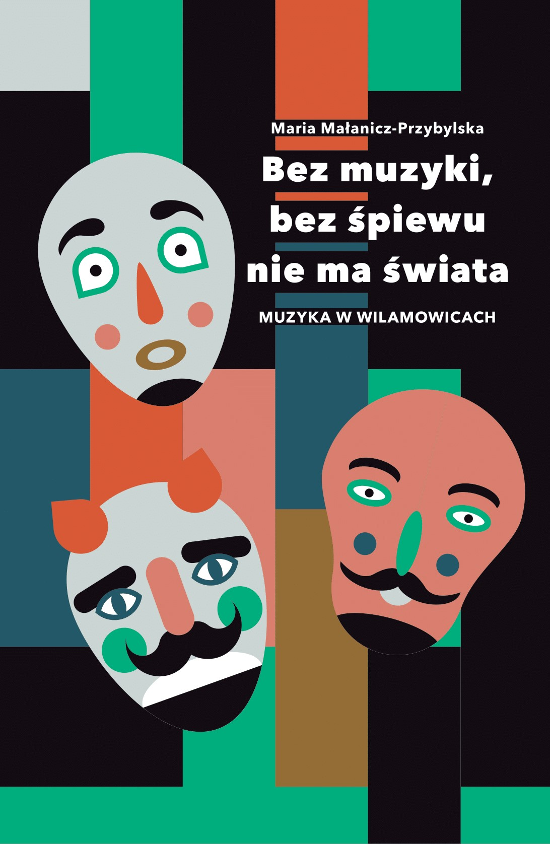 Book Cover: Bez muzyki, bez śpiewu nie ma świata – muzyka w Wilamowicach