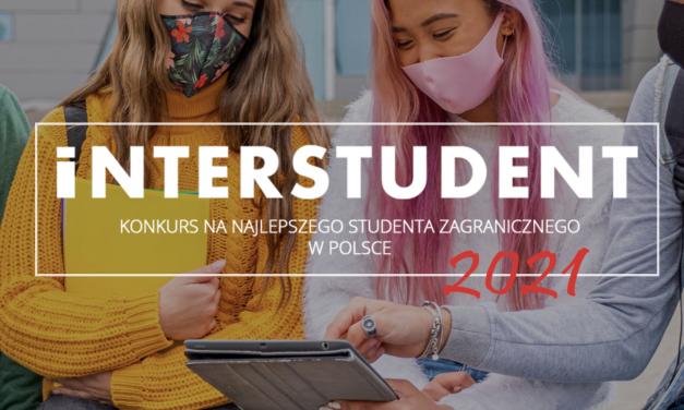 Konkurs: Interstudent 2021