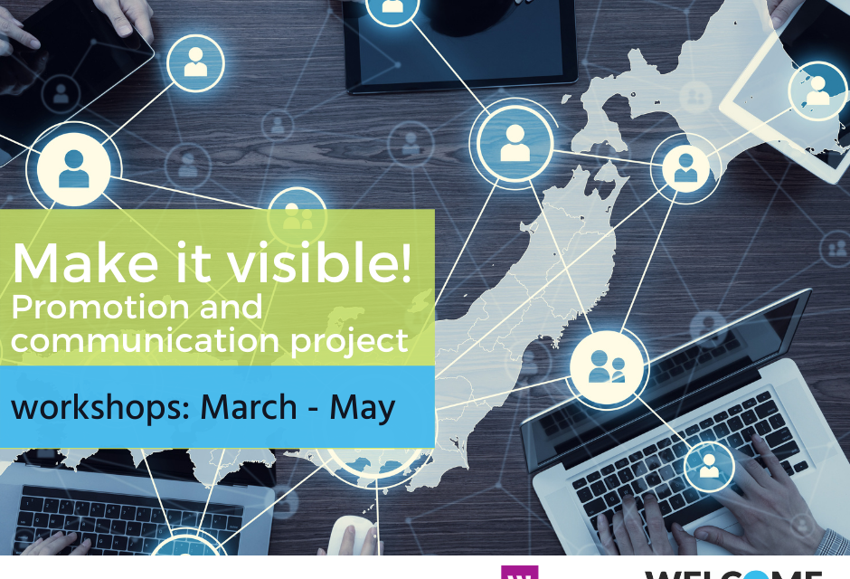 Make it visible! – interaktywne warsztaty w j. angielskim