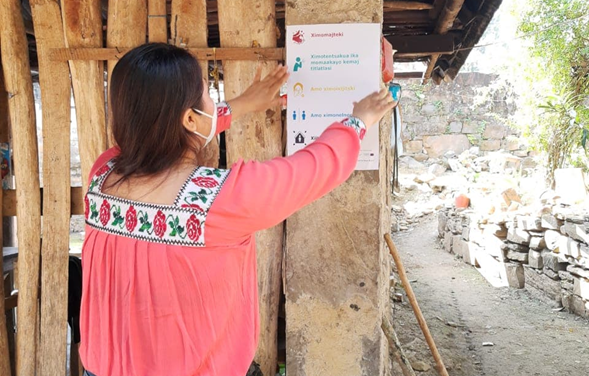 Publikacja: Los hablantes de lenguas indígenas en México frente a la pandemia. Memoria histórica, vulnerabilidad y resiliencia