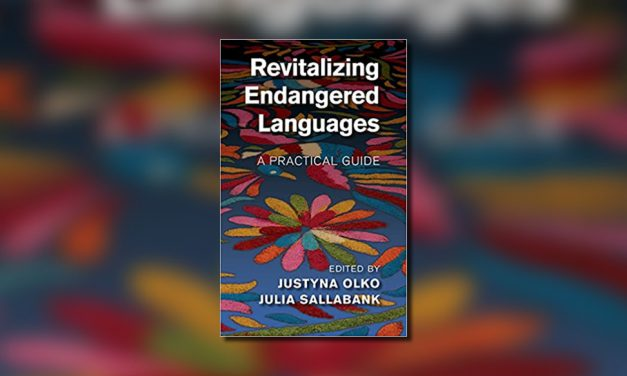 Book launch: Revitalizing Endangered Languages. A Practical Guide