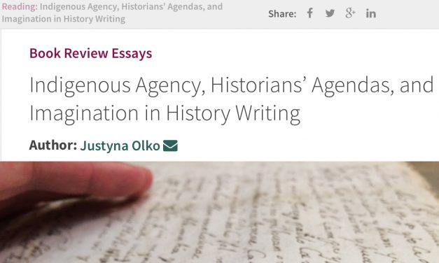 Dr hab. Justyna Olko: History is about the present: Indigenous Agency, Historians' Agendas, and Imagination in History Writing