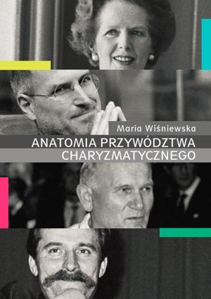 Book Cover: Anatomia przywództwa charyzmatycznego