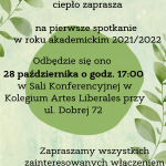 "Spotkanie Grupy teatralno-performatywnej ""Laboratorium Per-Formy"""