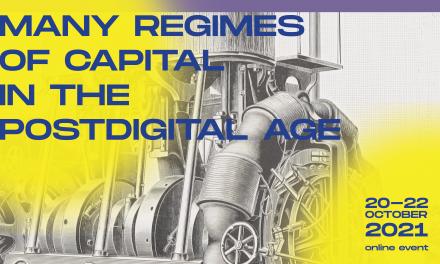 "Konferencja: ""Many Regimes of Capital in the Postdigital Age"""